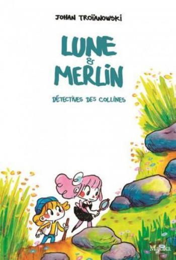 Couverture de l'album Lune & Merlin (One-shot)