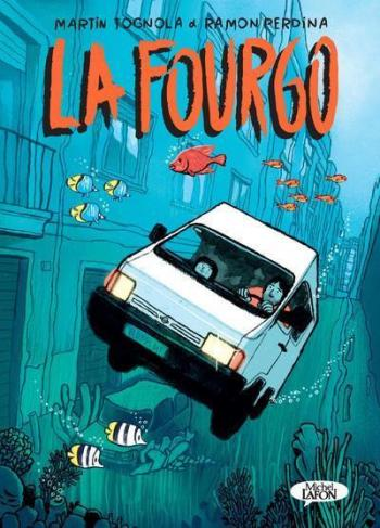 Couverture de l'album La fourgo (One-shot)