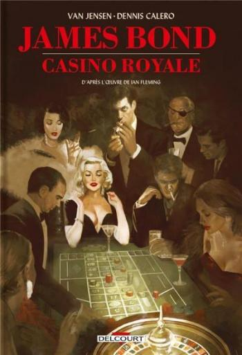Couverture de l'album James Bond - 6. Casino Royale