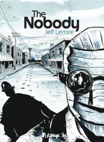 Couverture de l'album The Nobody (One-shot)