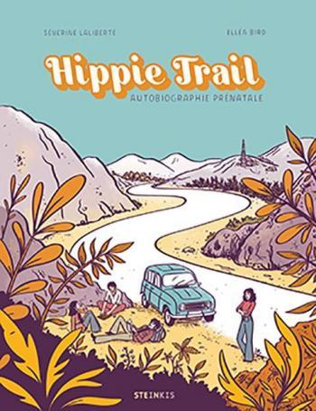 Couverture de l'album Hippie Trail (One-shot)