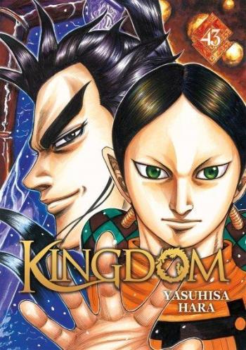 Couverture de l'album Kingdom - 43. Le réveil de l'unité Hi Shin !!
