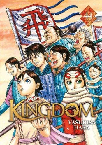 Couverture de l'album Kingdom - 44. En route vers les sommets !