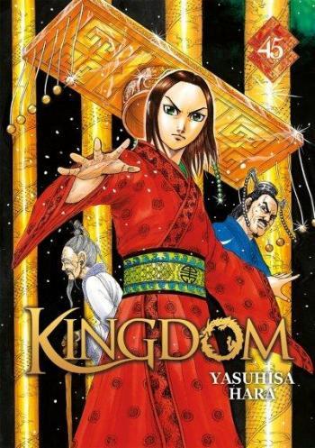 Couverture de l'album Kingdom - 45. Une bien cruelle alternative