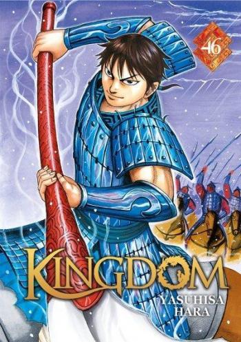 Couverture de l'album Kingdom - 46. Quel destin pour Zhao, l'ennemi juré ?