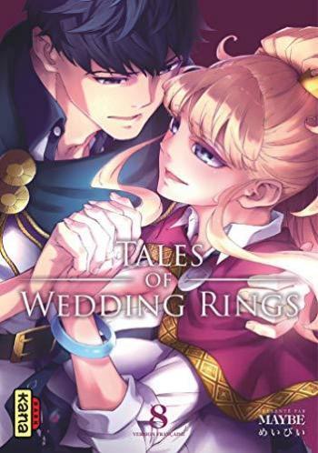 Couverture de l'album Tales of Wedding Rings - 8. Tome 8