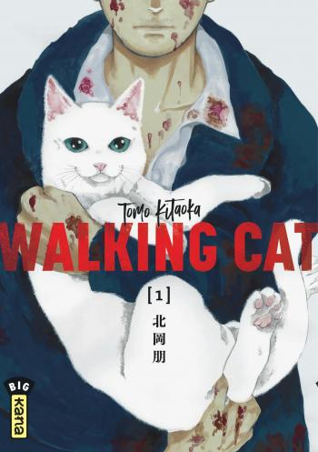 Couverture de l'album Walking Cat - 1. Tome 1