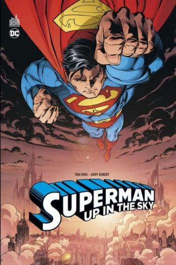 Couverture de l'album Superman : Up In The Sky (One-shot)