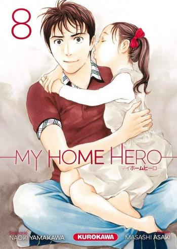 Couverture de l'album My Home Hero - 8. Tome 8