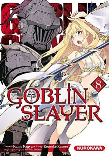 Couverture de l'album Goblin Slayer - 8. tome 8