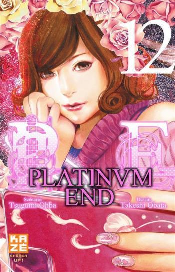 Couverture de l'album Platinum End - 12. Tome 12