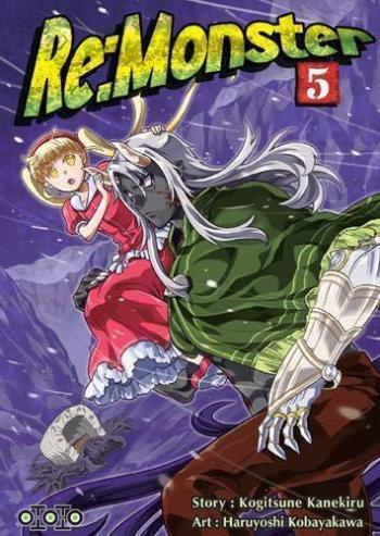 Couverture de l'album Re:Monster - 5. tome 5