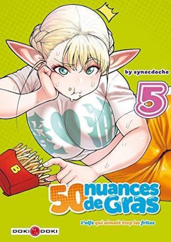 Couverture de l'album 50 Nuances de gras - 5. Kobo et le dragon
