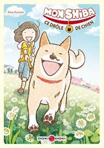 Couverture de l'album Mon Shiba, ce drôle de chien (One-shot)