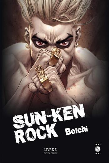 Couverture de l'album Sun-Ken Rock - INT. Sun-Ken Rock - édition prestige - Livre 6