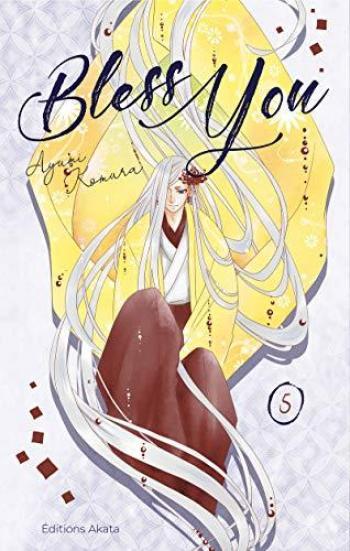 Couverture de l'album Bless You - 5. Tome 5