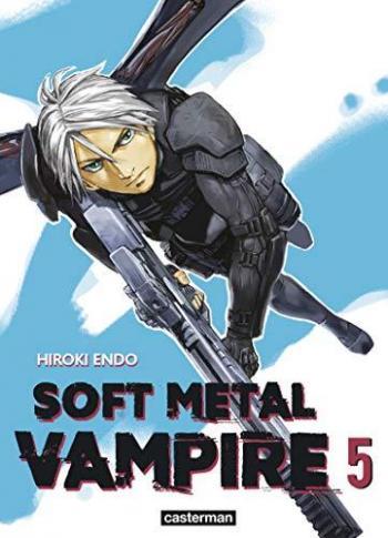 Couverture de l'album Soft Metal Vampire - 5. Tome 5