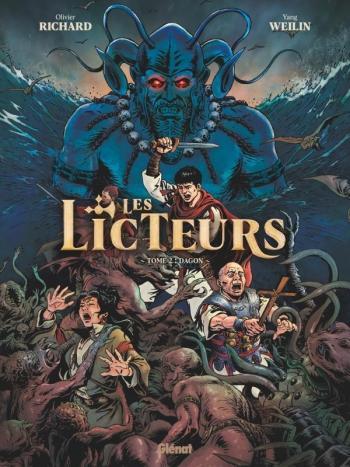 Couverture de l'album Les Licteurs - 2. Dagon