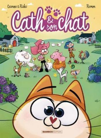 Couverture de l'album Cath et son chat - 9. Tome 9