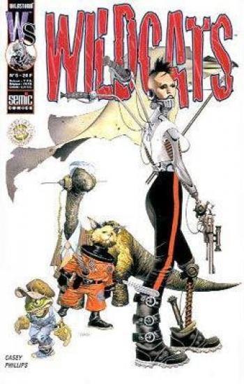 Couverture de l'album WildCats (Magazine) - 6. Tome 6