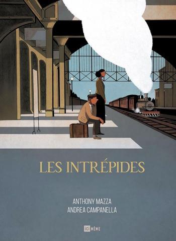 Couverture de l'album Les Intrépides (One-shot)