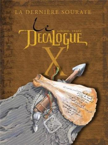 Couverture de l'album Le Décalogue - 10. La Dernière Sourate