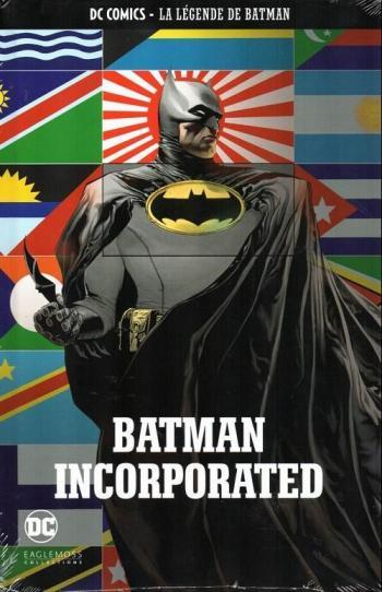 Couverture de l'album DC Comics - La légende de Batman - 53. Batman incorporated