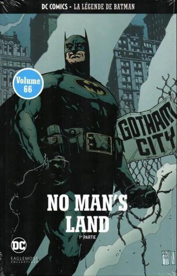 Couverture de l'album DC Comics - La légende de Batman - 34. No man's land - 1ère partie