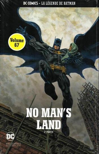 Couverture de l'album DC Comics - La légende de Batman - 35. No man's land - 2ème partie