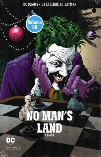 Couverture de l'album DC Comics - La légende de Batman - 36. No man's land - 3ème partie
