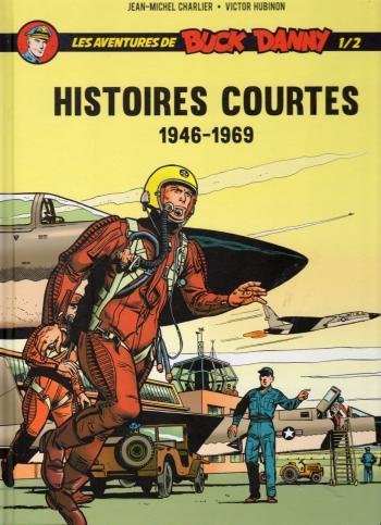 Couverture de l'album Buck Danny - HS. Histoires courtes 1946-1969 - 1/2