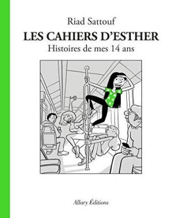 Couverture de l'album Les Cahiers d'Esther - 5. Histoires de mes 14 ans