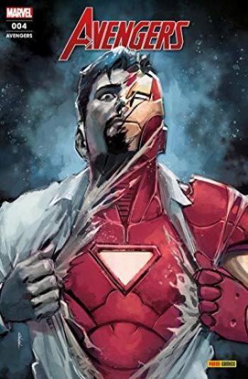 Couverture de l'album Avengers (V7, Fascicules) - 4. Chambre d'écho