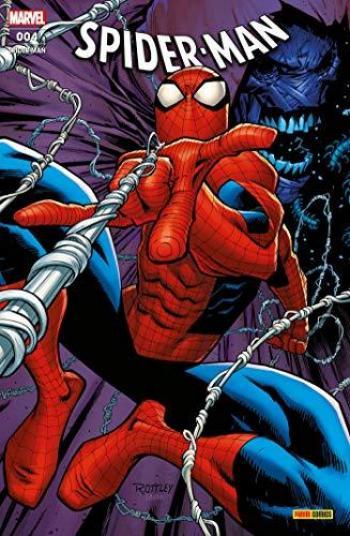 Couverture de l'album Spider-Man (V8) - 4. Séance chez le psy