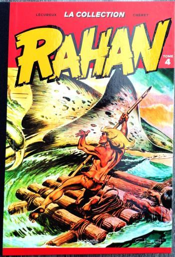 Couverture de l'album Rahan (Hachette) - 4. Comme aurait fait crao