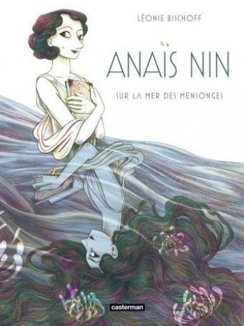 Couverture de l'album Anaïs Nin (One-shot)