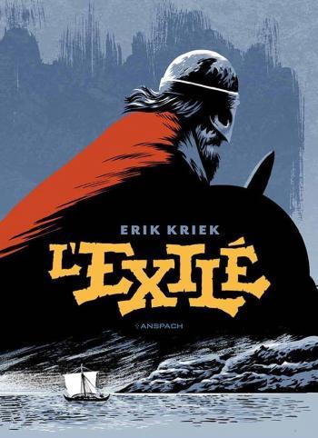 Couverture de l'album L'Exilé (One-shot)