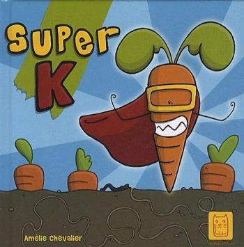 Couverture de l'album Super K (One-shot)