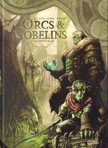 Couverture de l'album Orcs et Gobelins - 9. Dunnrak