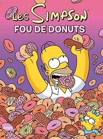 Couverture de l'album Les Simpson (Jungle) - 41. Fou de donuts