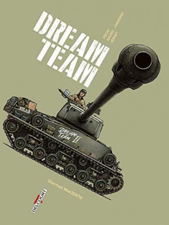 Couverture de l'album Machines de guerre - 3. Dream Team