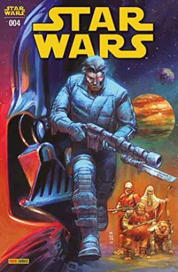 Couverture de l'album Star Wars (Panini Comics V4) - 4. La Traque