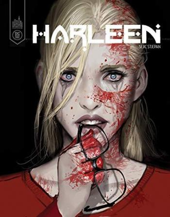 Couverture de l'album Harleen (One-shot)