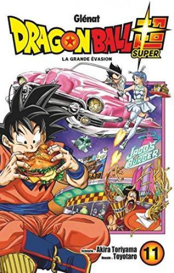 Couverture de l'album Dragon Ball Super - 11. Tome 11