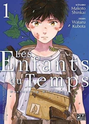 Couverture de l'album Les Enfants du Temps - 1. Tome 1