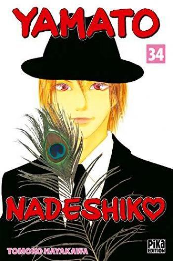 Couverture de l'album Yamato Nadeshiko - 34. Tome 34