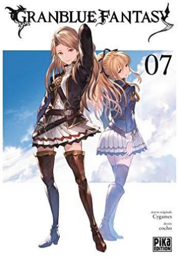 Couverture de l'album Granblue Fantasy - 7. Tome 7