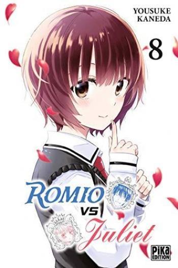 Couverture de l'album Romio vs Juliet - 8. Tome 8