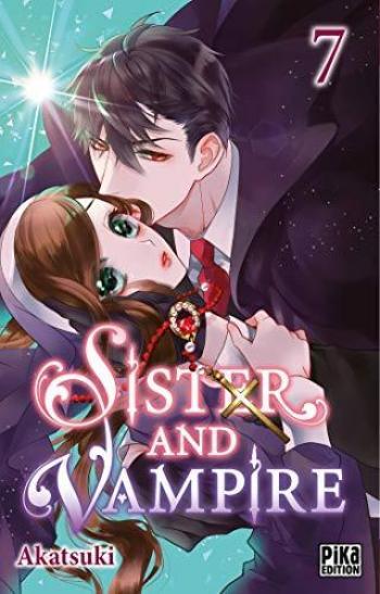 Couverture de l'album Sister and Vampire - 7. Tome 7