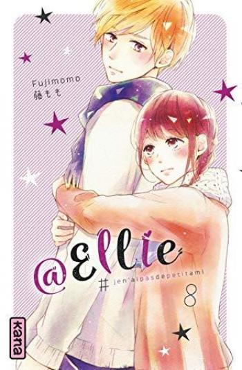 Couverture de l'album @Ellie - 8. Tome 8